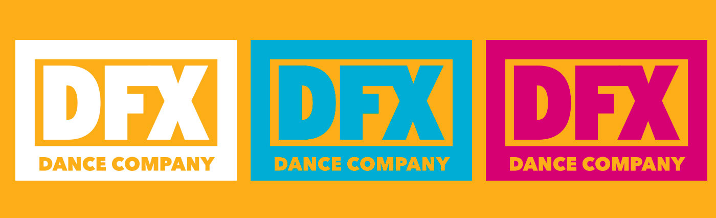 DFX Dance Company Branding by Kaitlyn Brown